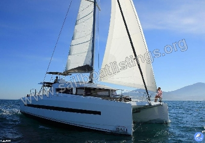 BALI Catamarans Bali 4.0 Year = 2018 Length = 40.00 ft