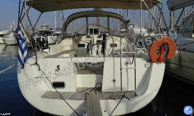 Beneteau Oceanis 37 Year = 2010 Length = 11.48 m
