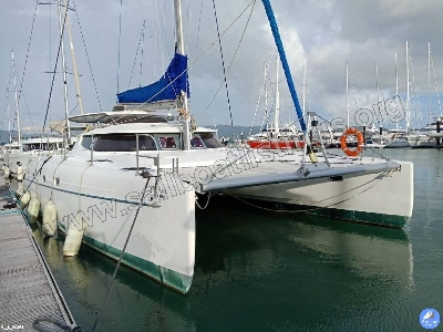 Fountaine Pajot Bahia 46 Year = 2003 Length = 14.00 m