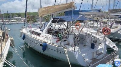 Beneteau Oceanis 41 Year = 2012 Length = 12.43 m