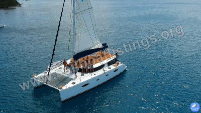 Fountaine Pajot Salina 48 Year = 2012 Length = 7.80 m
