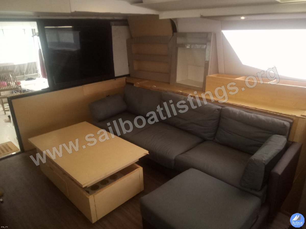 Fountaine Pajot Ipanema 58 Year = 2016 Length = 58.00 ft