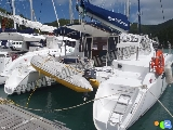 Fountaine Pajot Mahe 36 Year = 2008 Length = 11.00 m