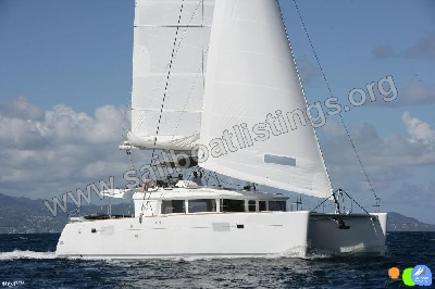 Lagoon 450 Year = 2013 Length = 13.96 m