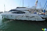 Azimut 58 Flybridge Year = 2001 Length = 17.80 m