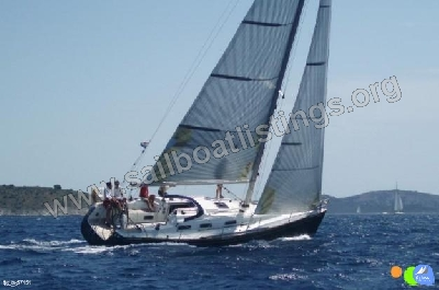 Salona 37 Year = 2006 Length = 11.29 m