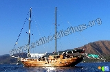 Marmaris Shipbuilder Gullet  26 Year = 1993 Length = 26.00 m