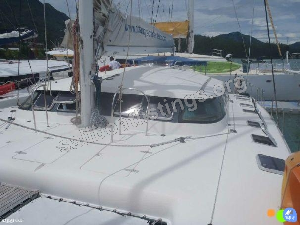 Fountaine Pajot Marquise 56 Year = 1998 Length = 17.50 m