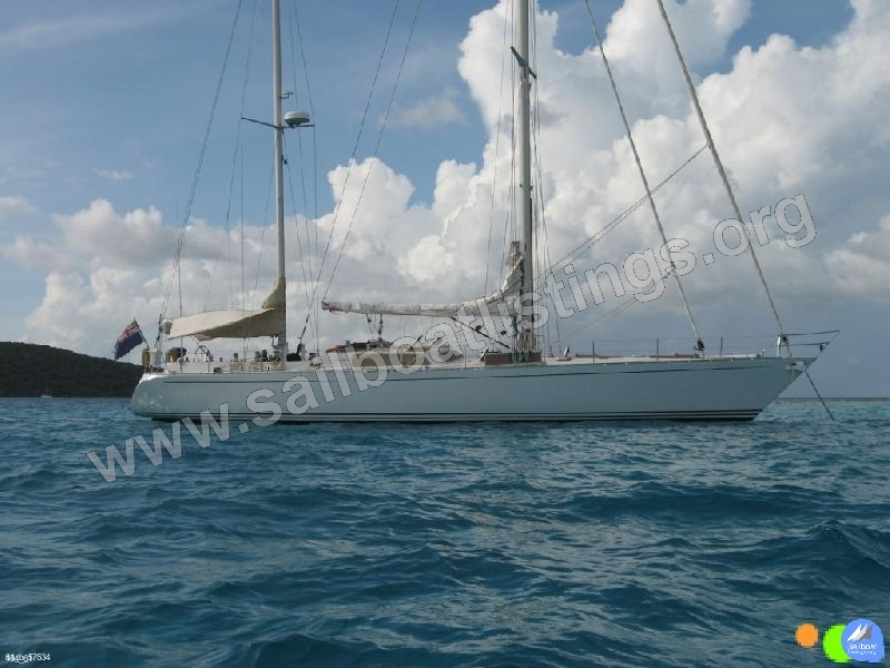 Chantier Naval  Ketch 75  Year = 1981 Length = 75.00 ft