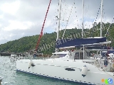 Fountaine Pajot Lavezzi 40 Year = 2010 Length = 11.9 m