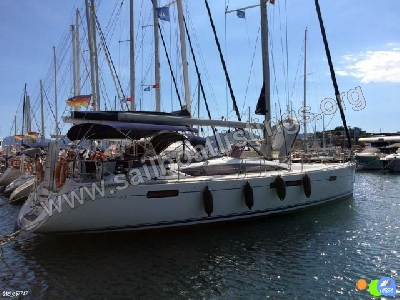 Jeanneau 53 Year = 2010 Length = 16.06 m
