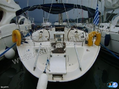 Bavaria 50 Year = 2000 Length = 14.98 m