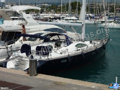Jeanneau Sun Odyssey 54 DS Year = 2003 Length = 16.75 m