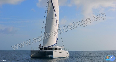 Fountaine Pajot Orana 44 Year = 2009 Length = 13.10 m