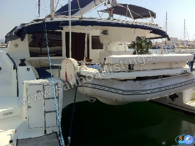 Fountaine Pajot Salina 48 Year = 2008 Length = 14.30 m