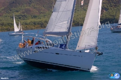 Beneteau Oceanis 50 Year = 2010 Length = 15.10 m