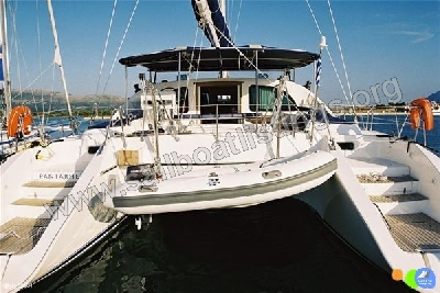 Alliaura Marine PRIVILEGE 465 Year = 2003 Length = 14.95 m
