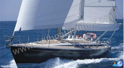 Grand Soleil 46.3 Year = 1999 Length = 14.40 m