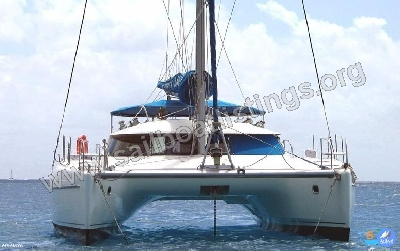 Fountaine Pajot Bahia 46 Year = 2000 Length = 14.00 m