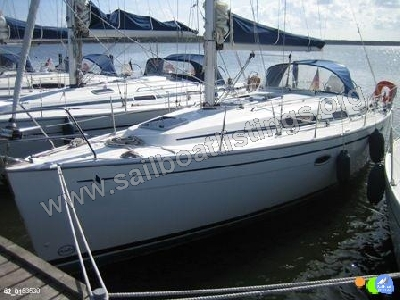 Bavaria 35 Cruiser Year = 2009 Length = 10.76 m