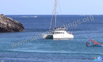 Lagoon 380 S2  Year = 2012 Length = 38.00 ft