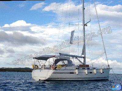 Bavaria Cruiser 45 Year = 2012 Length = 14.27 m