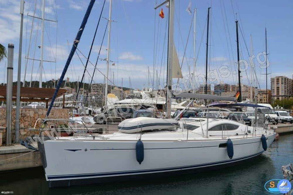 Jeanneau Sun Odyssey 49 DS Year = 2006 Length = 14.98 m