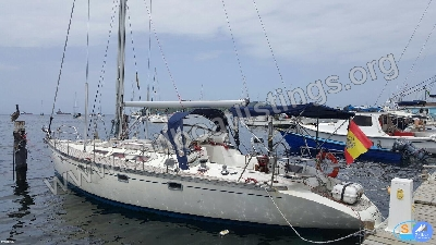 Jeanneau Sun Kiss 47 Limited edition Year = 1989 Length = 47.00 ft