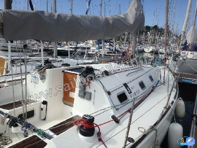 Beneteau First 31.7 Year = 2008 Length = 9.61 m