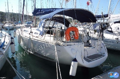 Dufour 455 Grand Large Year = 2008 Length = 13.76 m