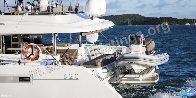 Lagoon 620 Year = 2014 Length = 18.90 m