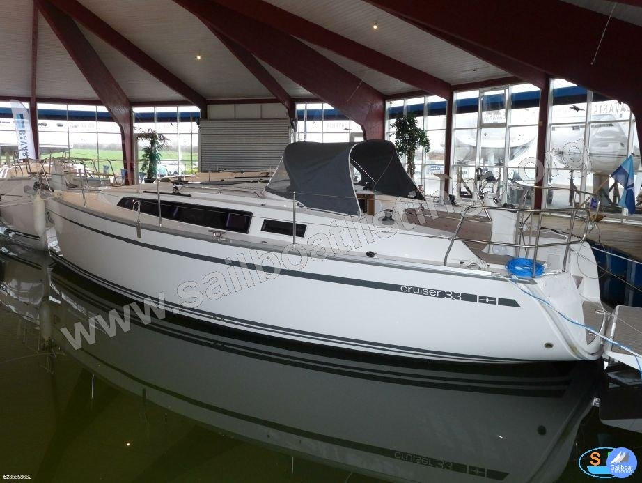 Bavaria Cruiser 33 Year = 2016 Length = 9.99 m