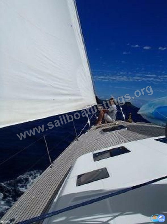 Beneteau Oceanis 58 Year = 2010 Length = 59.10 ft