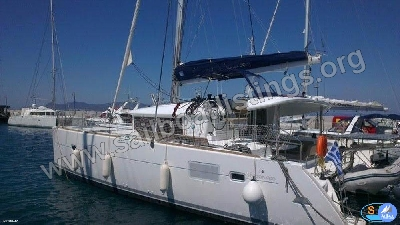 Lagoon 400 Year = 2012 Length = 11.97 m
