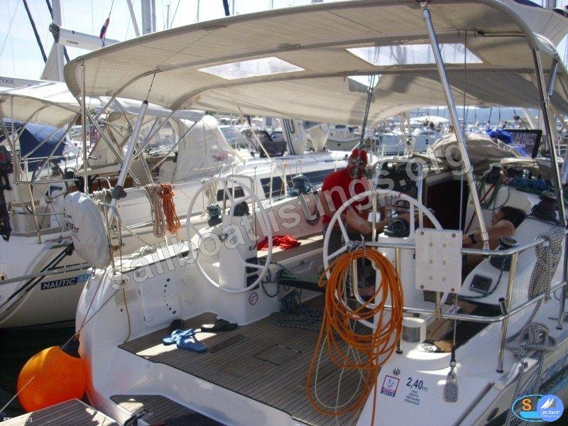 Bavaria Cruiser 40 S Year = 2012 Length = 12.35 m
