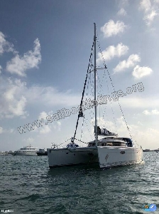 Fountaine Pajot Eleuthera 60 Year = 2007 Length = 18.28 m