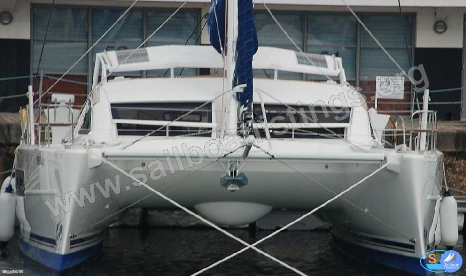 Catana 42 Carbon Infusion Year = 2012 Length = 12.58 m