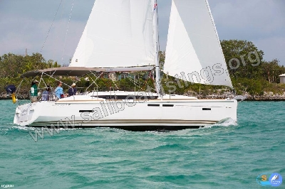 Jeanneau Sun Odyssey 409 Year = 2012 Length = 40.60 ft