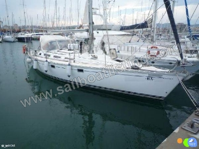 Jeanneau Sun Magic 44 Year = 1989 Length = 13.33 m