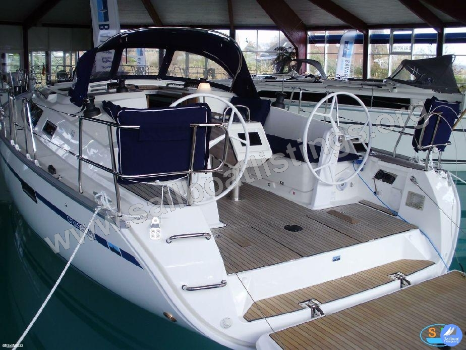 Bavaria Cruiser 41 - Exhibition Year = 2017 Length = 12.35 m