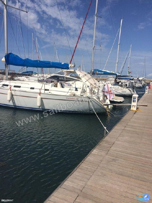 Beneteau Cyclades 43.4 Year = 2007 Length = 13.26 m