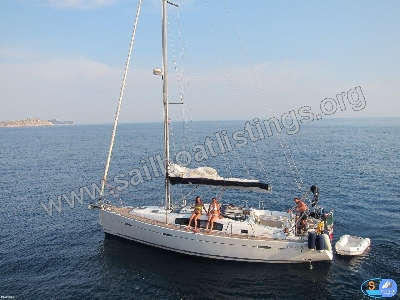 Beneteau Oceanis 40 Year = 2007 Length = 12.17 m
