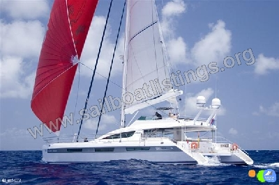 Alliaura Marine Privilege 745 Year = 2008 Length = 22.70 m