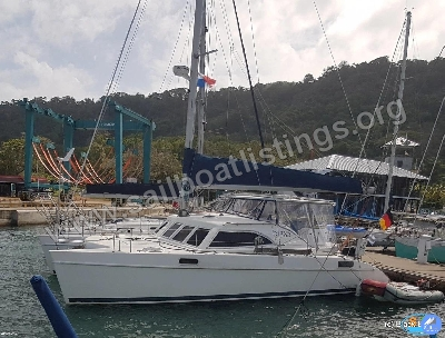 Broadblue Catamarans 385 Year = 2006 Length = 12.20 m