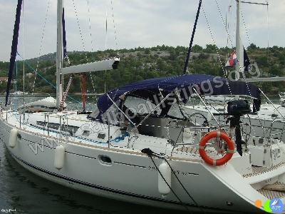 Jeanneau Sun Odyssey 49 Year = 2005 Length = 49.10 ft