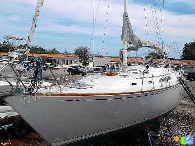 C & C Yachts Land Fall 43 Year = 1983 Length = 43.00 ft