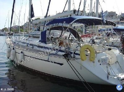 Bavaria 50 Year = 1999 Length = 14.63 m