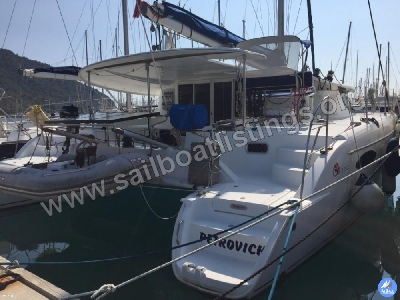 Fountaine Pajot Orana 44 Year = 2008 Length = 13.10 m