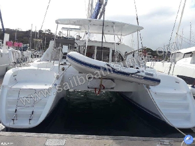 Lagoon 380 S2 Year = 2013 Length = 11.55 m