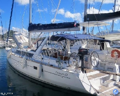Beneteau Oceanis 41 Year = 2016 Length = 12.38 m